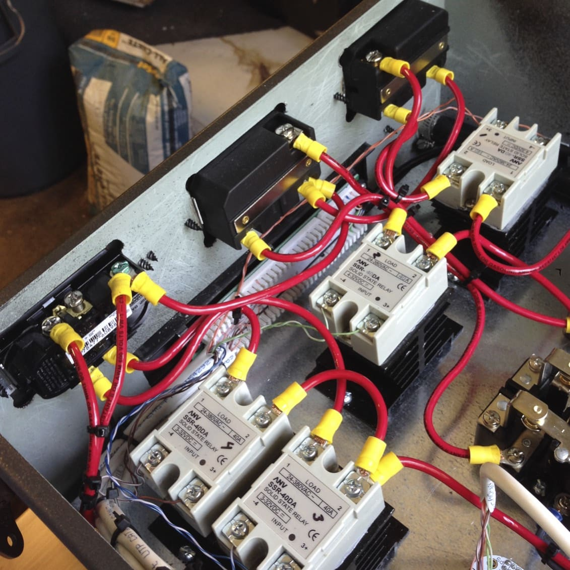 Electric brewery setup duty cycle length onbrewingcom
