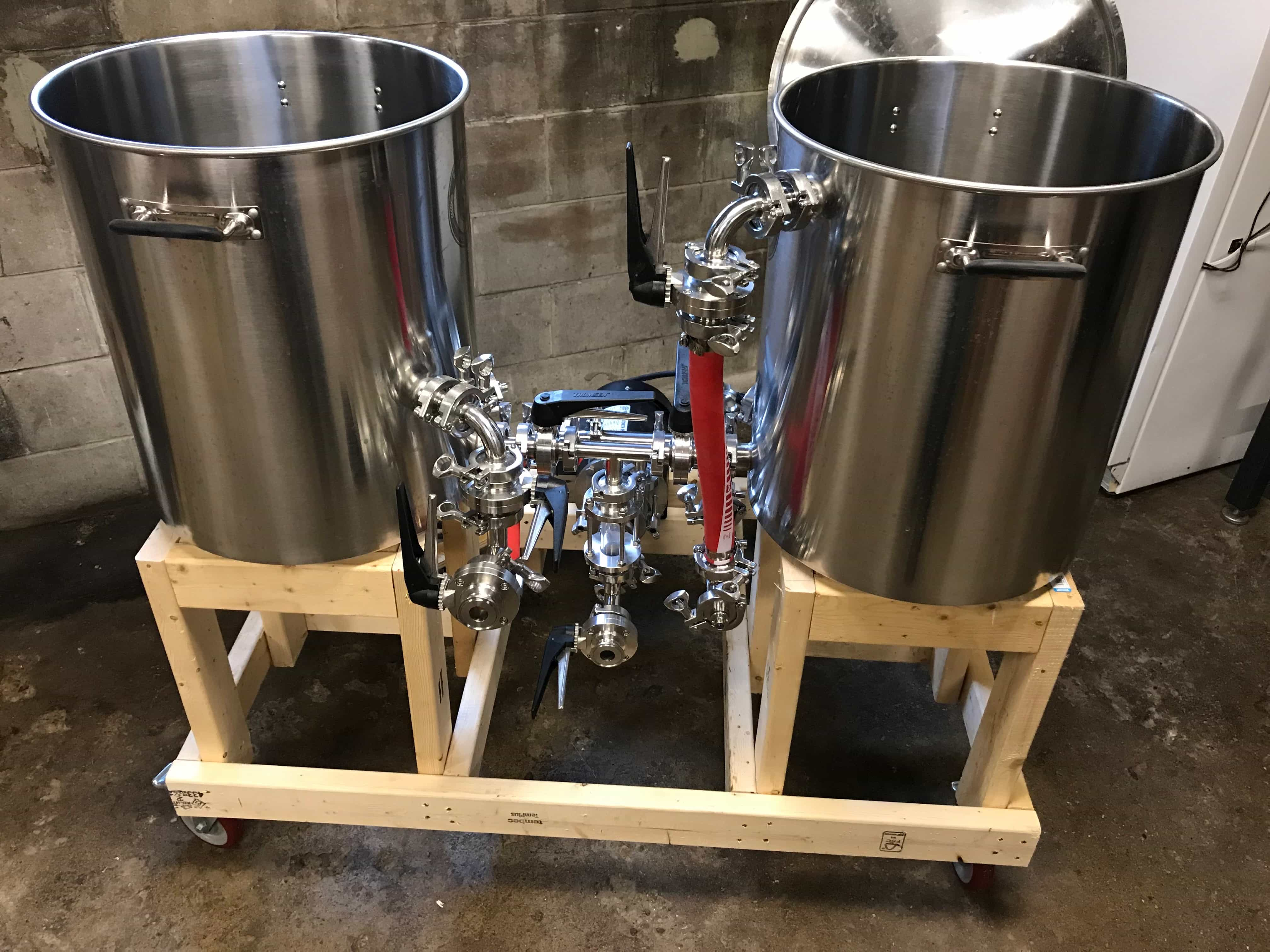 2018 brewery update – on brewing